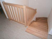 obkládané schodiště masiv