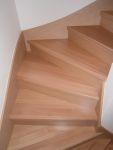 masivní obkládané schodiště Plzeň