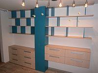 nábytek do dětského pokoje na zakázku Plzeň
