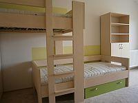 Patrové postele na míru Plzeň