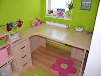 Dětský pokoj pro školáčka