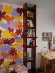 Knihovna do dětského pokoje