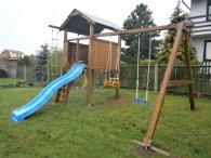Dětská zahradní sestava
