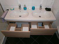 skříně do koupelny na míru Plzeň